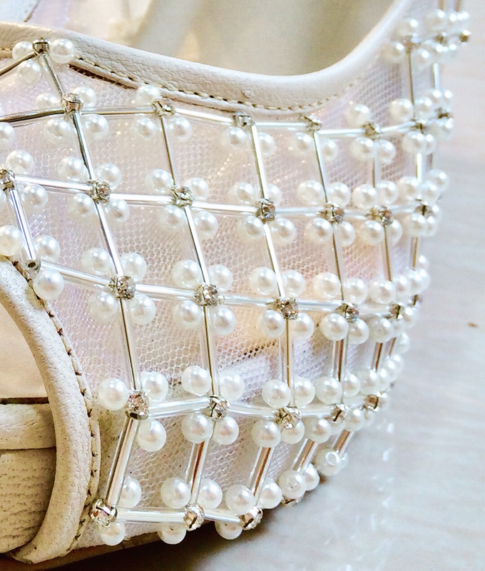 Couture wedding and party shoes by Boenga Bridal Couture - 004