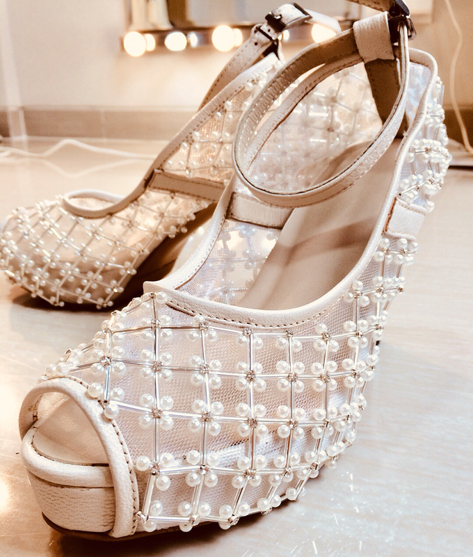 Couture wedding and party shoes by Boenga Bridal Couture - 005