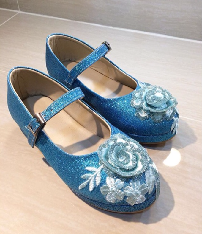 Couture wedding and party shoes by Boenga Bridal Couture - 008