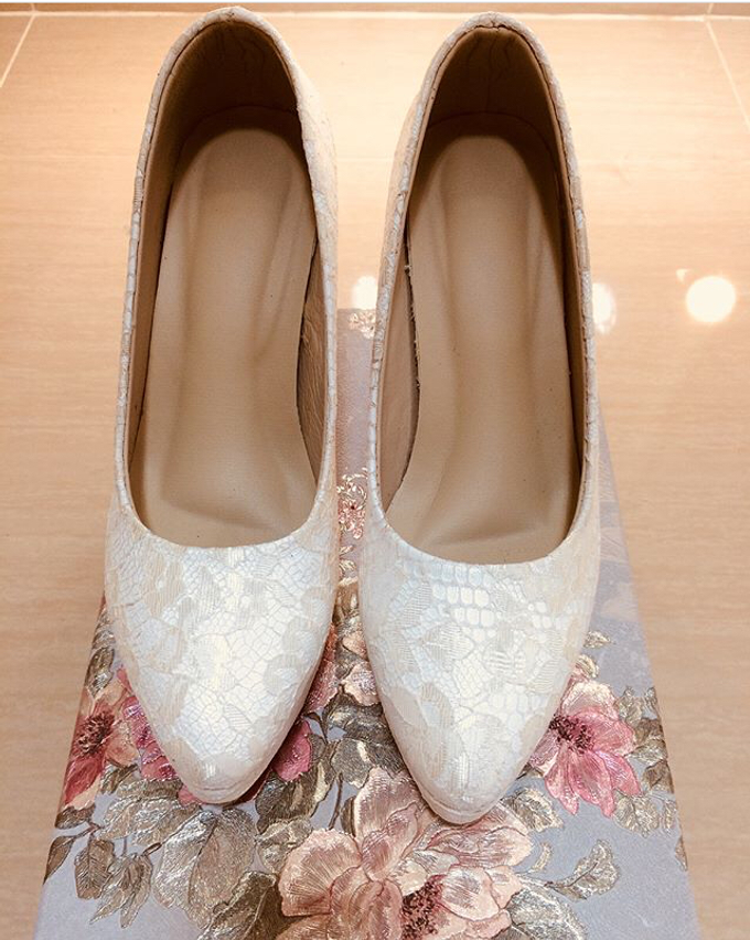 Couture wedding and party shoes by Boenga Bridal Couture - 009