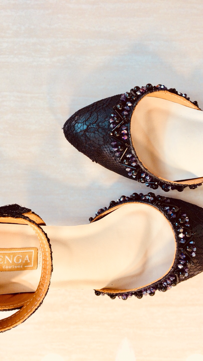 Couture wedding and party shoes by Boenga Bridal Couture - 014