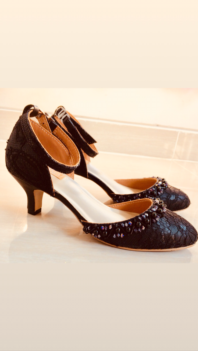 Couture wedding and party shoes by Boenga Bridal Couture - 013