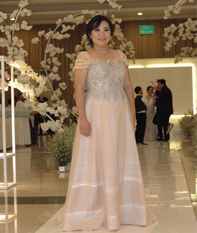 Party dress from Yogie and Angela wedding by Boenga Bridal Couture - 012