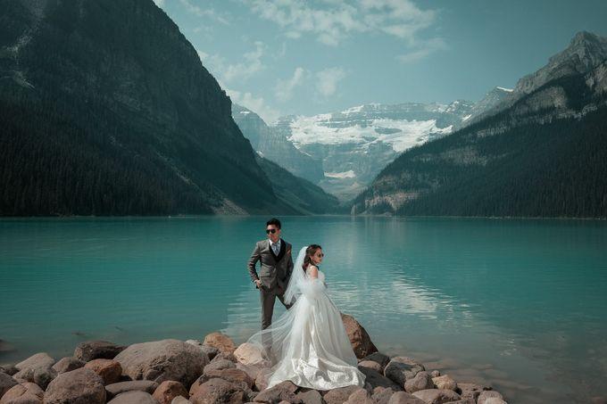 Carlo & Gie - Alberta Canada by Bogs Ignacio Signature Gallery - 002