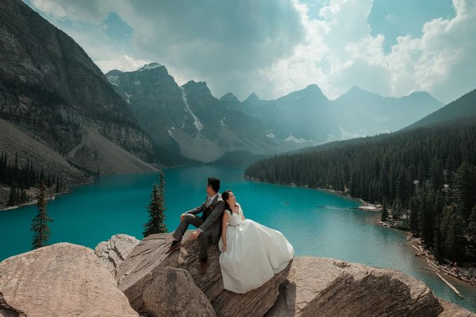 Carlo & Gie - Alberta Canada by Bogs Ignacio Signature Gallery - 004