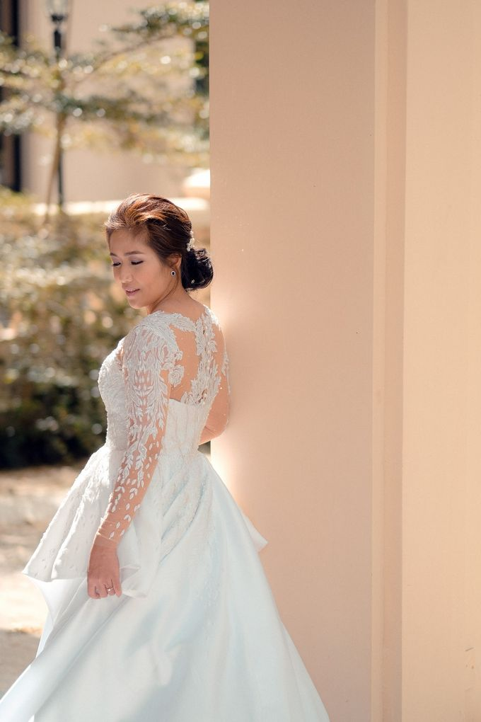 Marvin & Maebelle  Tagaytay Wedding by Bogs Ignacio Signature Gallery - 013