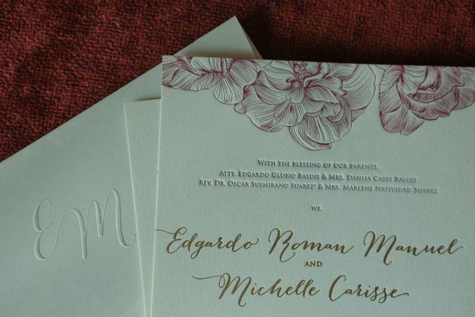 Erman & Mitch - Wedding by Bogs Ignacio Signature Gallery - 001
