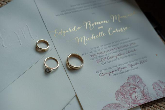 Erman & Mitch - Wedding by Bogs Ignacio Signature Gallery - 011