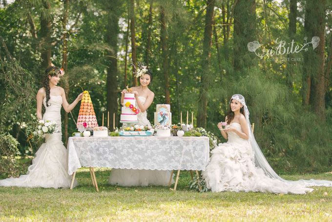 Bohemian Styled Shoot by Tiara Bridal - 002