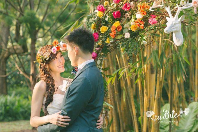 Bohemian Styled Shoot by Tiara Bridal - 003