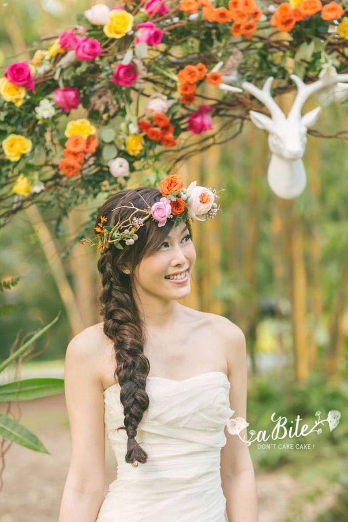 Bohemian Styled Shoot by Tiara Bridal - 001
