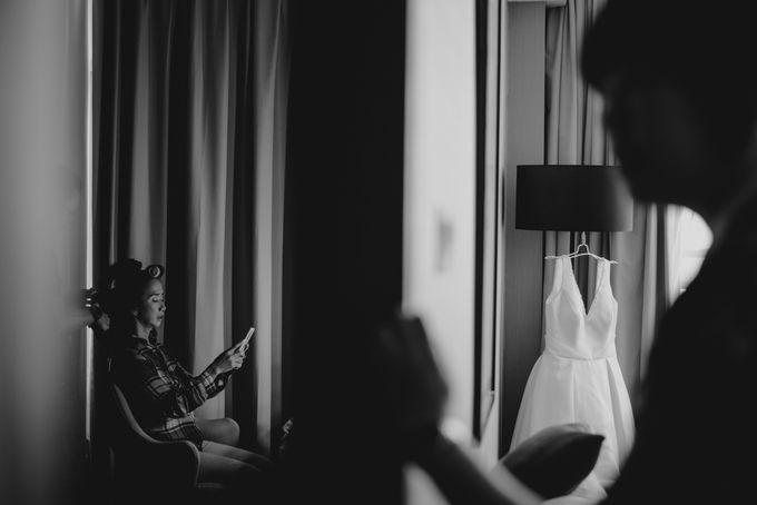 the wedding story of Novrita & Windy by Bondan Photoworks - 001