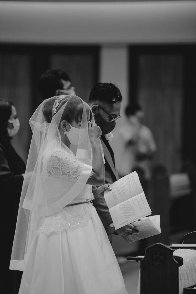 the wedding story of Novrita & Windy by Bondan Photoworks - 009