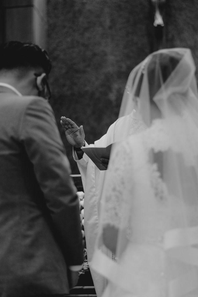 the wedding story of Novrita & Windy by Bondan Photoworks - 020