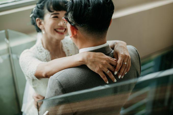 the wedding story of Novrita & Windy by Bondan Photoworks - 011