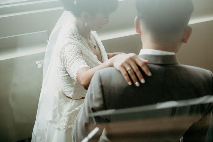 the wedding story of Novrita & Windy by Bondan Photoworks - 010