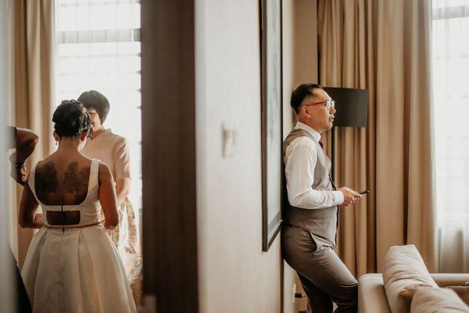 the wedding story of Novrita & Windy by Bondan Photoworks - 014