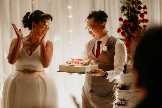 the wedding story of Novrita & Windy by Bondan Photoworks - 016