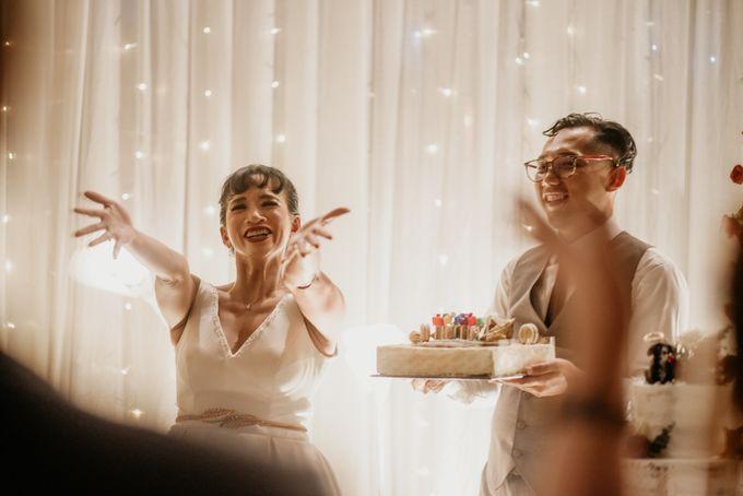 the wedding story of Novrita & Windy by Bondan Photoworks - 015