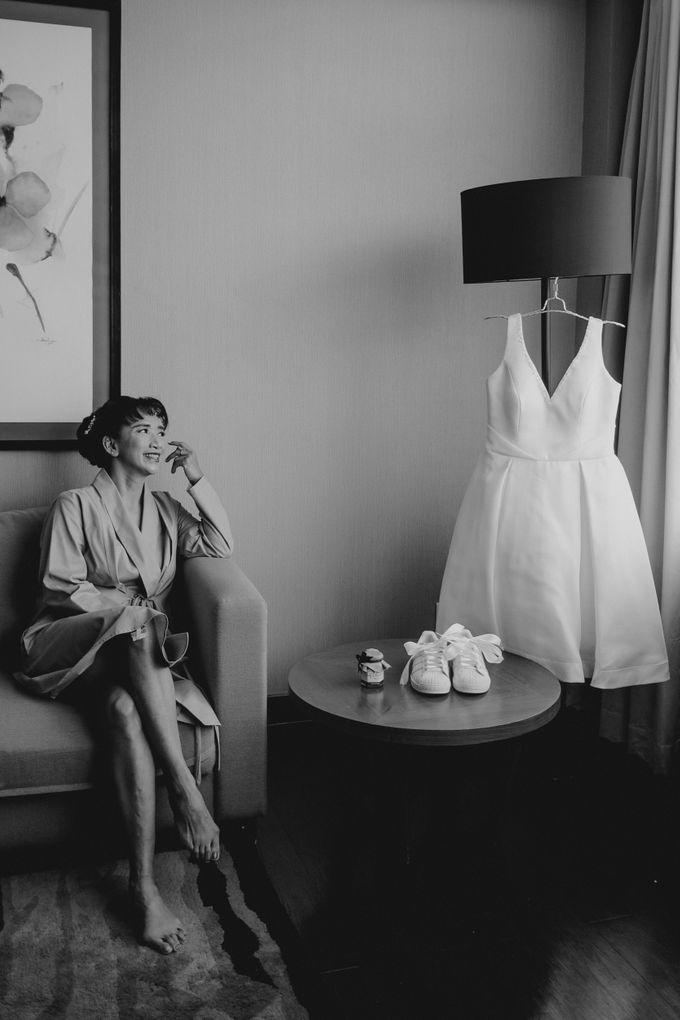 the wedding story of Novrita & Windy by Bondan Photoworks - 005