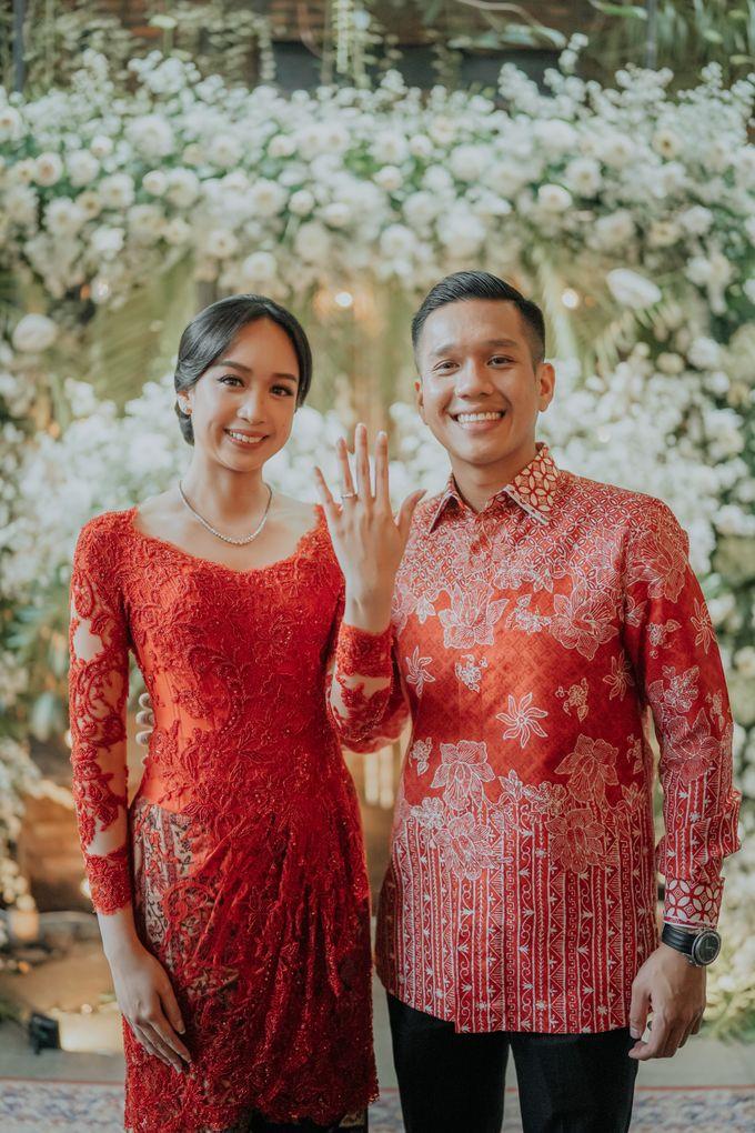 Sisna & Bong bong Engagement by Akuwedding - 007