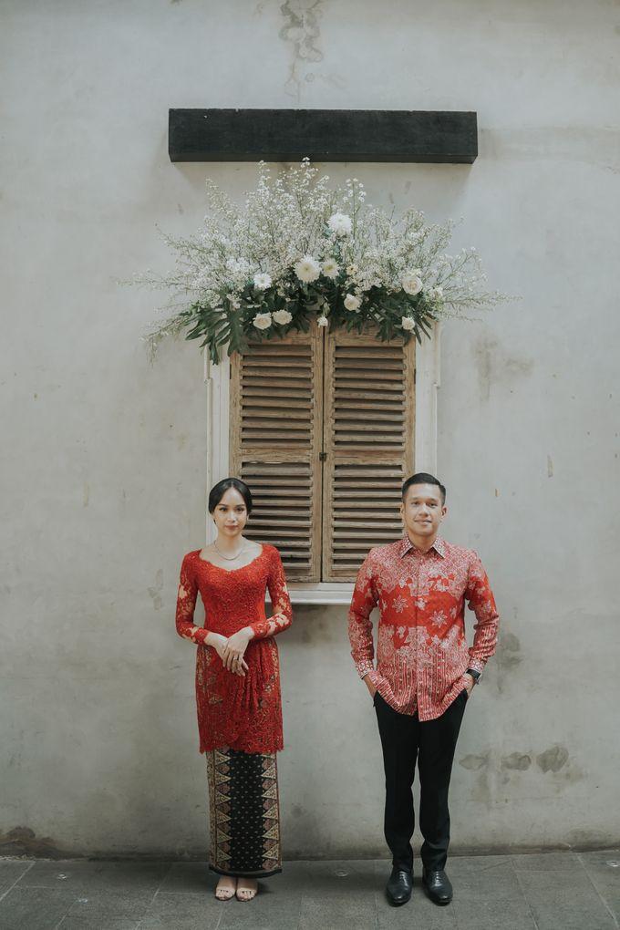 Sisna & Bong bong Engagement by Akuwedding - 008