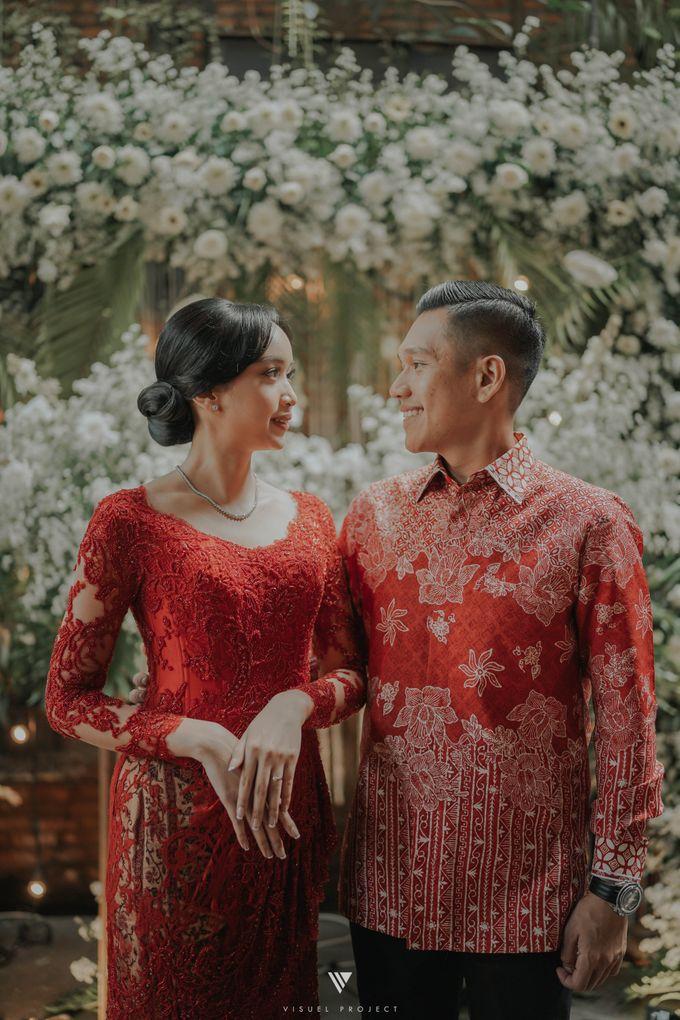 Sisna & Bong bong Engagement by Akuwedding - 001