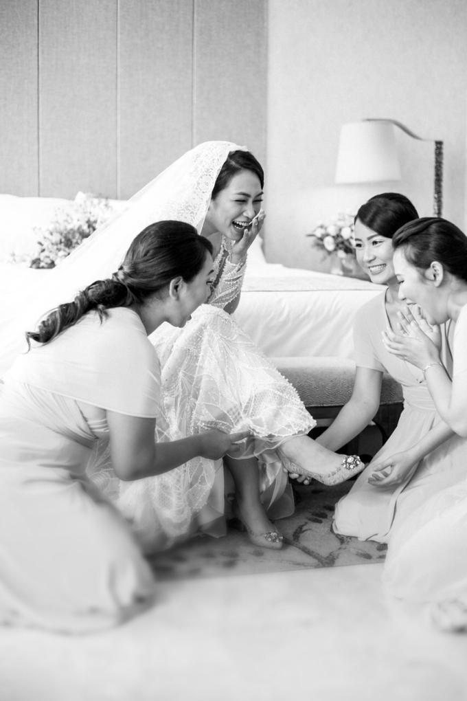 The Wedding of Andri & Mega  by Bonzai Decoration - 002