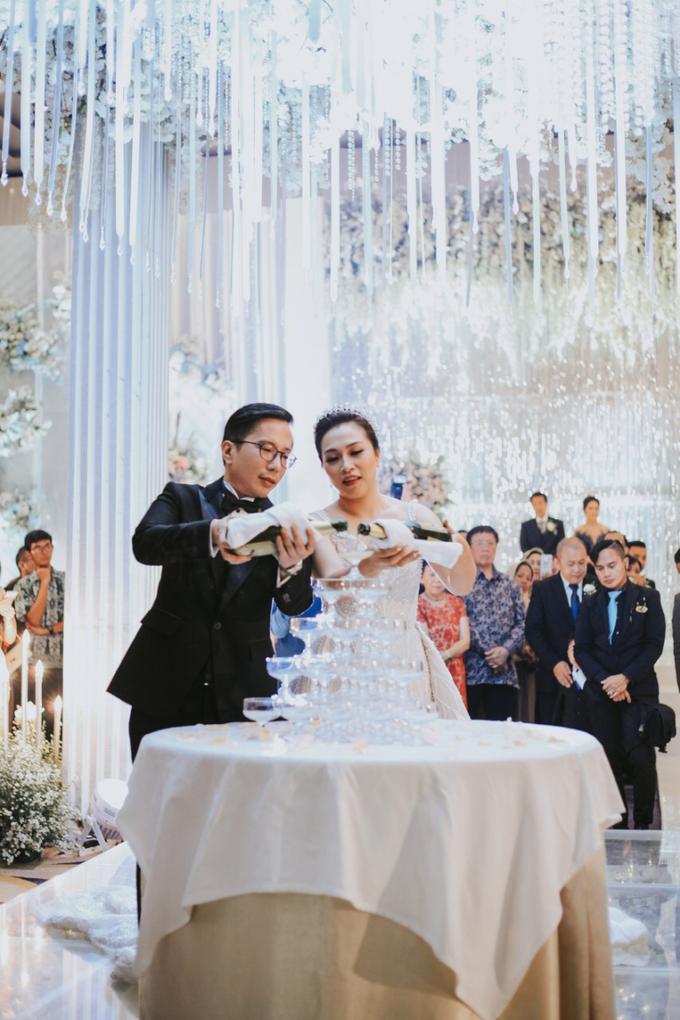 The Wedding of Andri & Mega  by Bonzai Decoration - 003