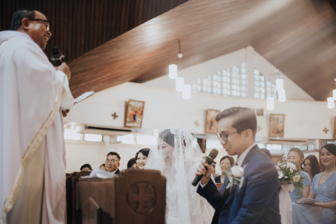 The Wedding of Andri & Mega  by Bonzai Decoration - 004