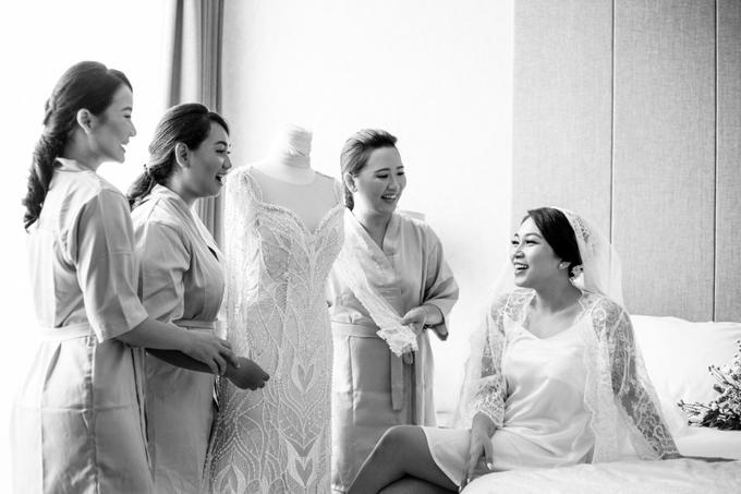 The Wedding of Andri & Mega  by Bonzai Decoration - 006