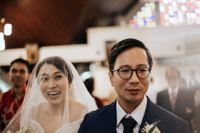 The Wedding of Andri & Mega  by Bonzai Decoration - 010