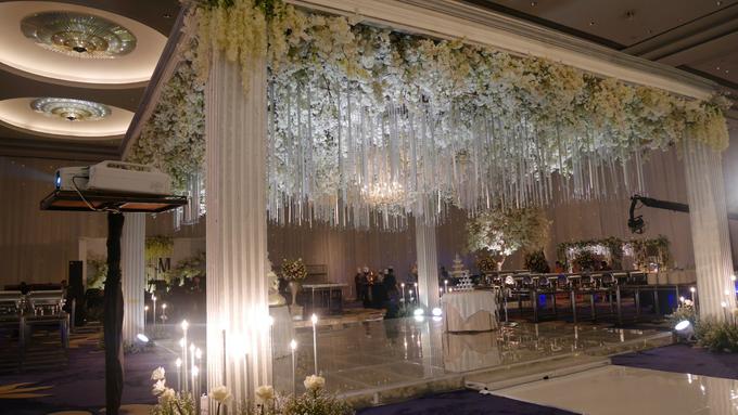 The Wedding of Andri & Mega  by Bonzai Decoration - 022
