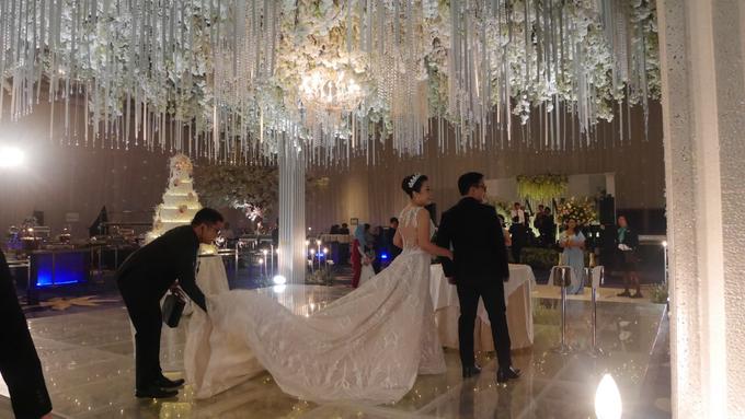The Wedding of Andri & Mega  by Bonzai Decoration - 024