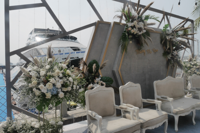 Wedding Batavia Marina by Bonzai Decoration - 005