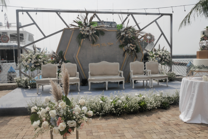 Wedding Batavia Marina by Bonzai Decoration - 006