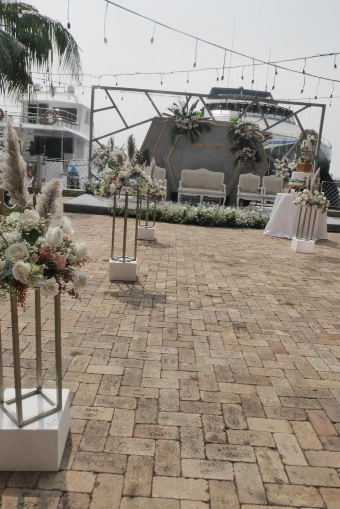 Wedding Batavia Marina by Bonzai Decoration - 007