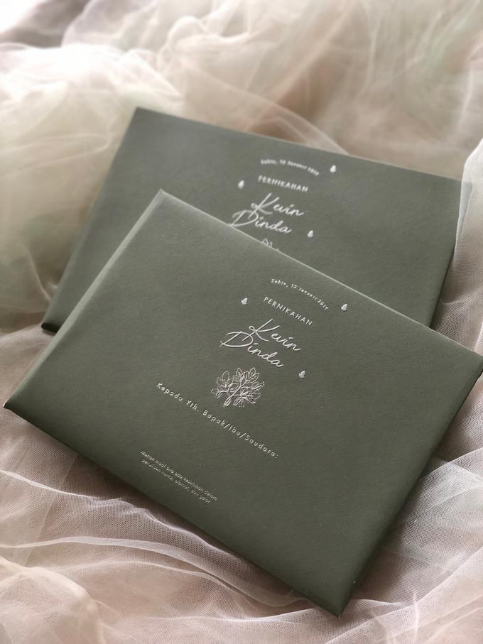 Kevin & Dinda Wedding Invitation by Book.Idea - 003