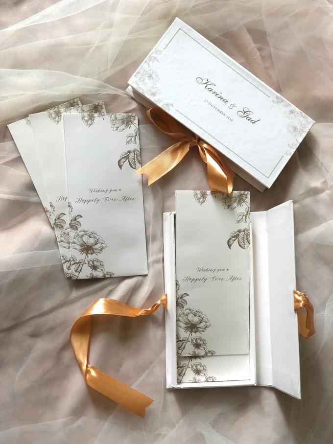 karina & gad money envelope by Book.Idea - 002