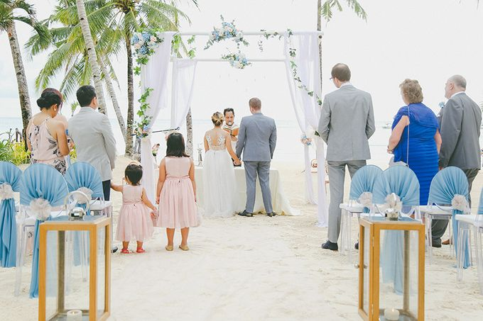 Lind hotel boracay wedding