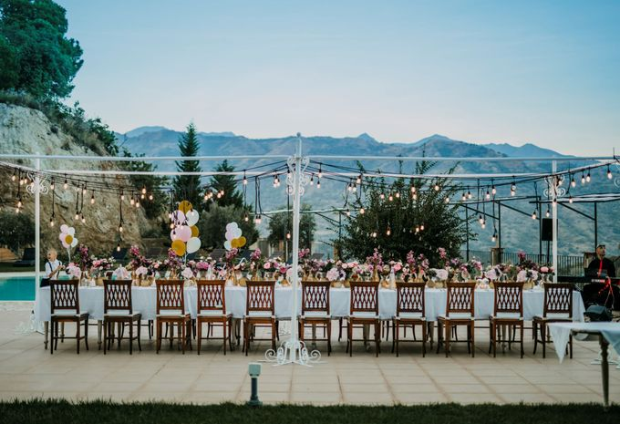 A Godfather inspired wedding day by Sicily Love Weddings - 017