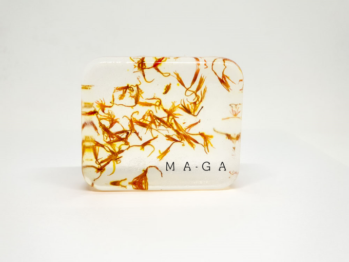Botanical Crystal Soap by MAGA Indonesia - 002