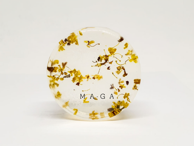 Botanical Crystal Soap by MAGA Indonesia - 006