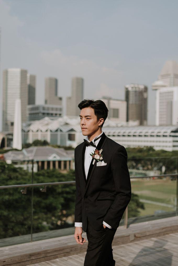 Modern Eclectic 1 by Everitt Weddings - 009