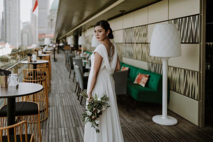 Modern Eclectic 1 by Everitt Weddings - 015