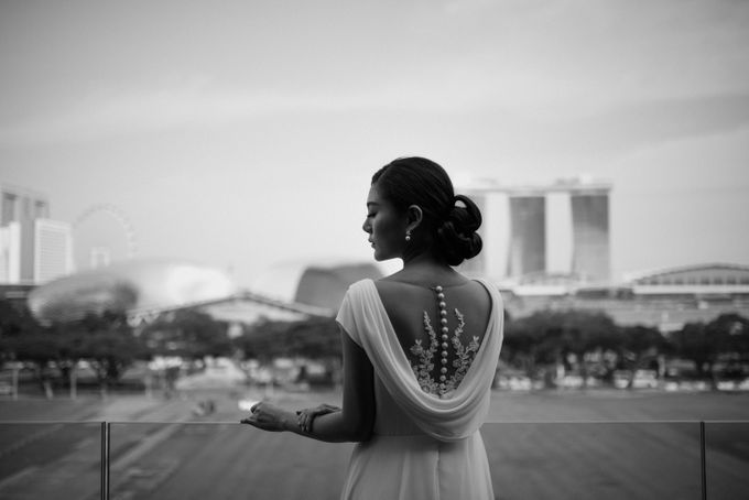 Modern Eclectic 1 by Everitt Weddings - 016