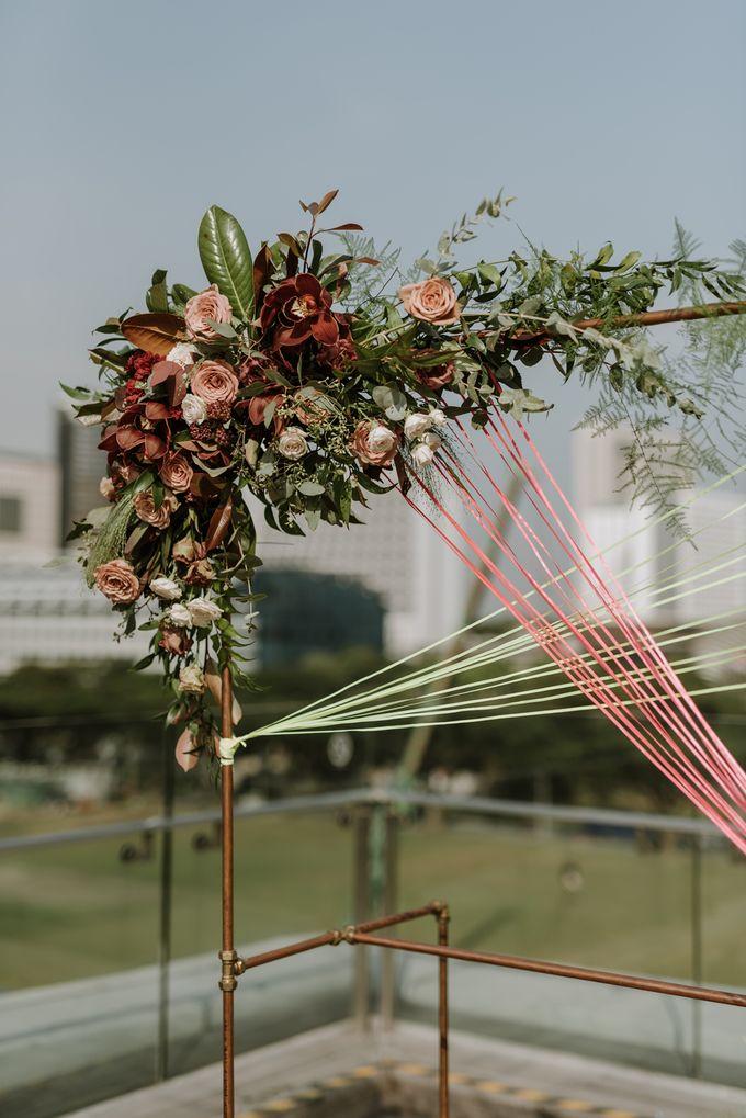 Modern Eclectic 1 by Everitt Weddings - 017