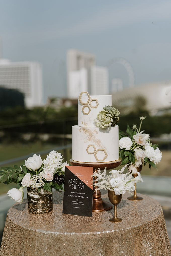 Modern Eclectic 1 by Everitt Weddings - 019