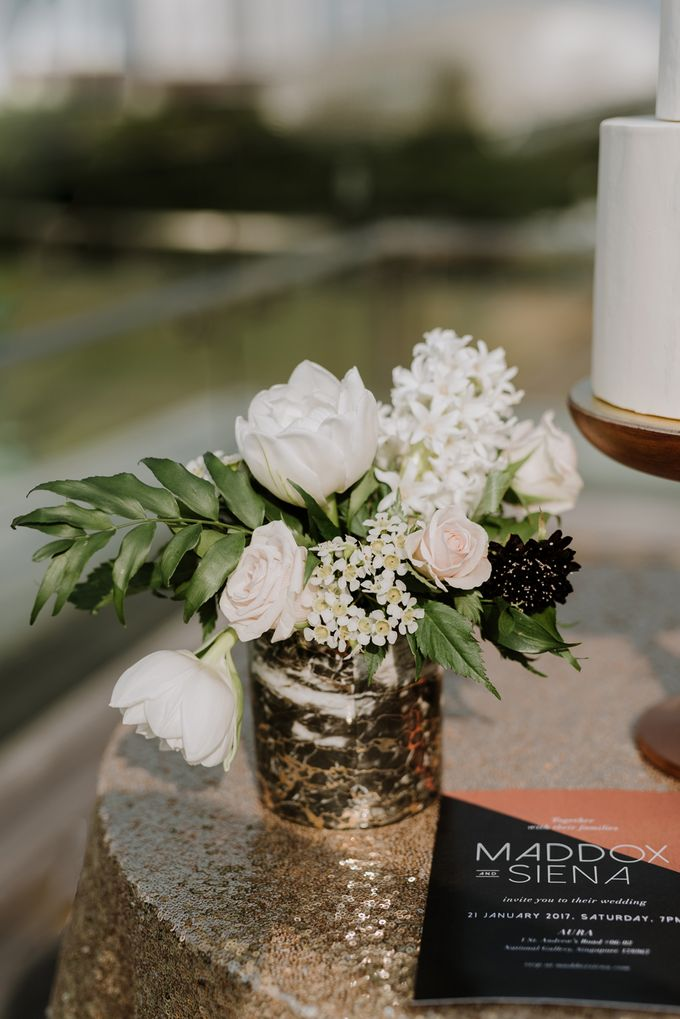Modern Eclectic 1 by Everitt Weddings - 019