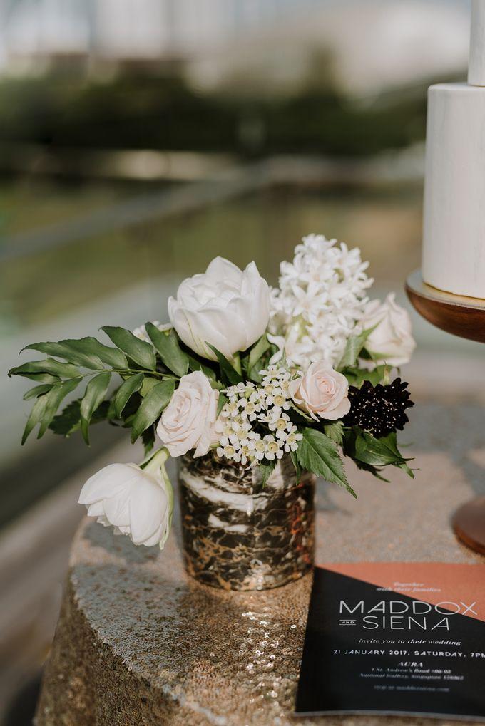 Modern Eclectic 1 by Everitt Weddings - 020